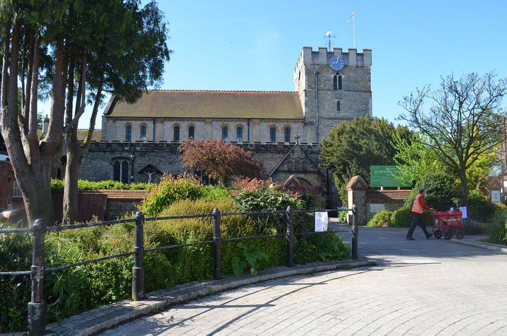 St Peters Church, Petersfield